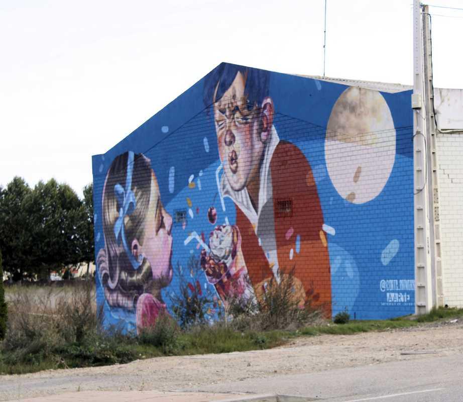 Nombre:  fotos grafittis la bañeza fotofinde_00015.jpg Visitas: 17 Tamaño: 71.1 KB