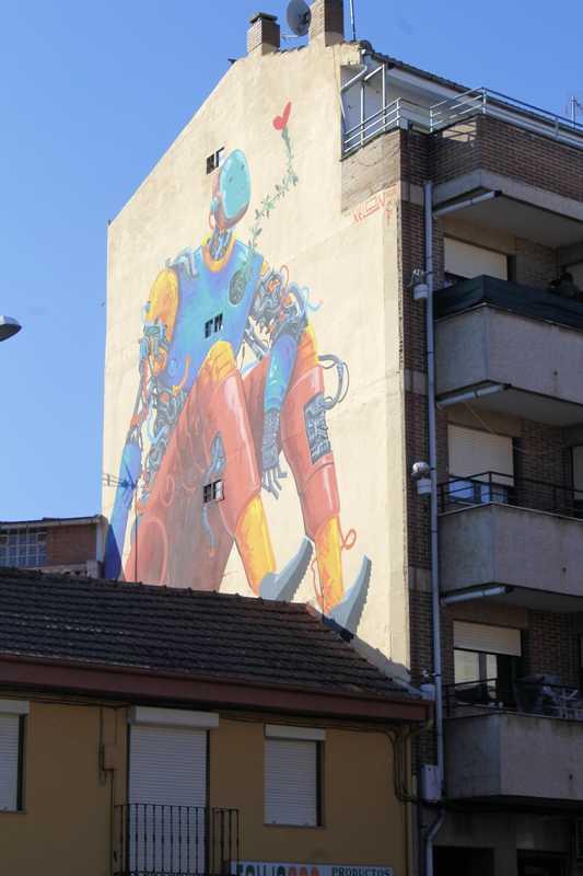 Nombre:  fotos grafittis la bañeza fotofinde_00016.jpg Visitas: 16 Tamaño: 42.1 KB