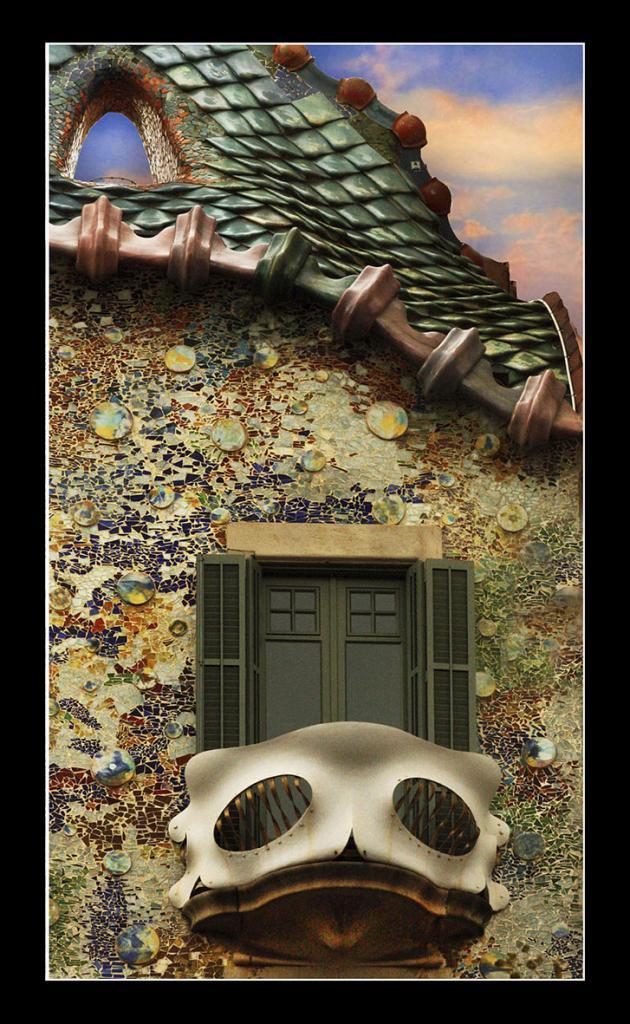 Clic en la imagen para ver su versión completa.  Nombre: Casa Batlló-2.jpg Visitas: 56 Tamaño: 132.3 KB ID: 11175